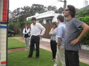 afuera oficinas Caldeyro Victorica 300x225 Uruguay a Vuelo de Pájaro