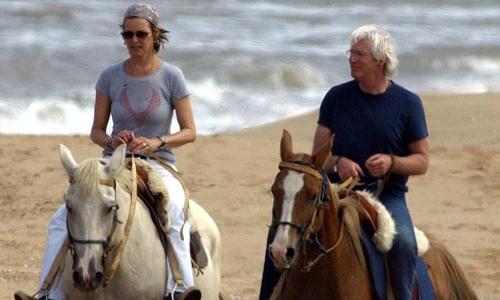 Richard Gere en Punta del Este