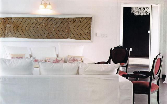 casa laguna negra living Brisa de Campo con Olor a Mar