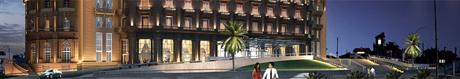 vista obra finalizada Hallan Oro en Paredes de Hotel Carrasco