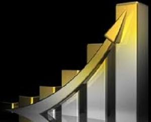 grafica ascendente 300x243 Standard & Poor´s Devolvió el Grado Inversor al País
