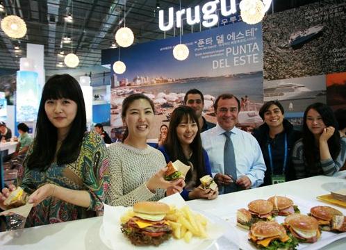 Uruguay en Expo Yeosu Corea