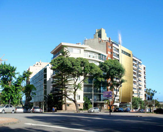 Boutique Hotel Investment in Montevideo