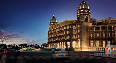 Art Frutos de un nuevo boom de construccion en Montevideob Entrevista de Financial Times a Rodolfo Victorica