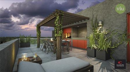 2 Edificio VIU: Proyecto con Perfil Joven al Lado de Carrasco