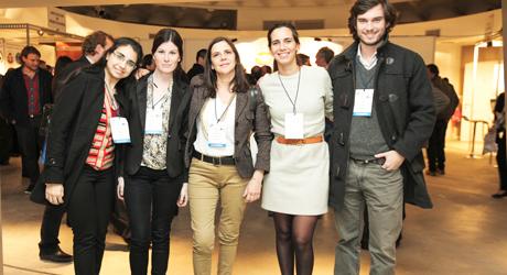Equipo de Caldeyro Victorica en Uruguay Real State Segunda Edición