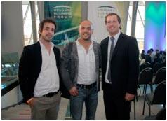 Alexis Jano Caldeyro Victorica en Uruguay Business Forum